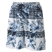 Newport Blue Island Band Swim Trunks