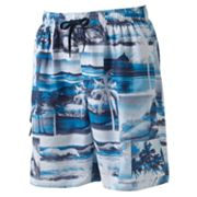 Newport Blue Breaker Volley Shorts