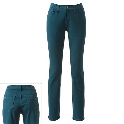 Levi's 505 Color Straight-Leg Jeans