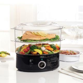 Bella 7-Liter Multi-Tier Food Steamer