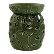 Brookside Candle Vine Ceramic Candle Warmer
