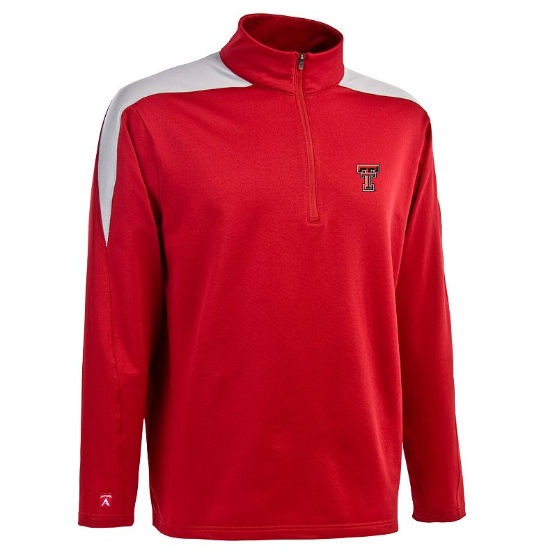 Texas Tech Red Raiders Succeed 1/2-Zip Jersey Fleece - Men