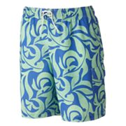 SONOMA life + style Wake Island Swim Trunks