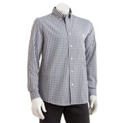 Chaps Colleto Custom-Fit Plaid Casual Button-Down Shirt