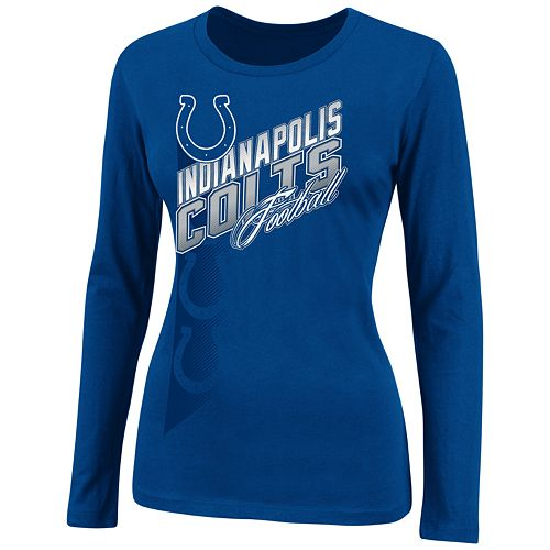 Indianapolis Colts Jazzed Up Ii Tee - Women'S Plus $ 32.30