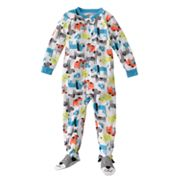 Carter's Dog Footed Pajamas - Toddler