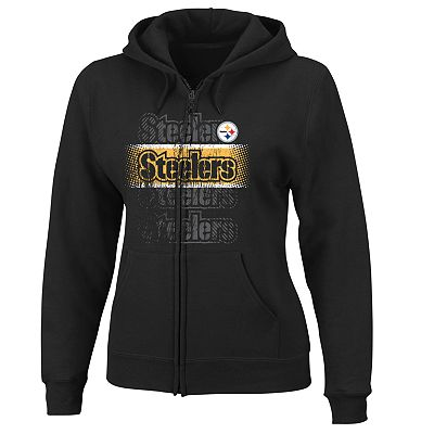 Pittsburgh Steelers Football Classic IV Fleece Hoodie - Women's Plus