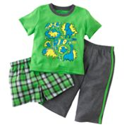 Carter's Stone Age Pajama Set - Toddler