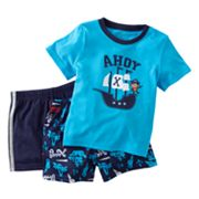 Carter's Ahoy Pajama Set - Toddler