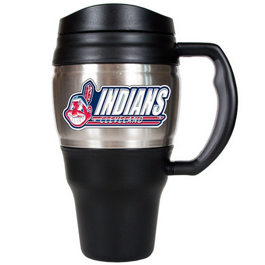 Cleveland Indians Travel Mug