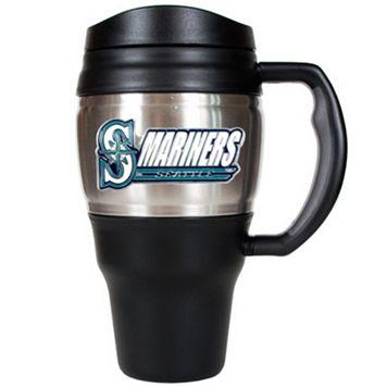 Seattle Mariners 20-Ounce Travel Mug