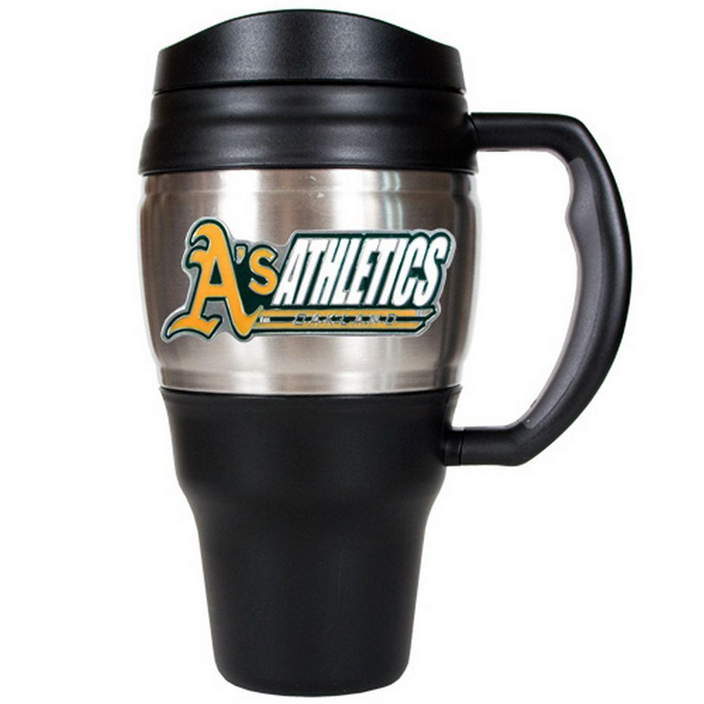 Oakland A's Travel Mug