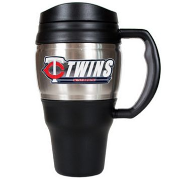 Minnesota Twins 20-Ounce Travel Mug