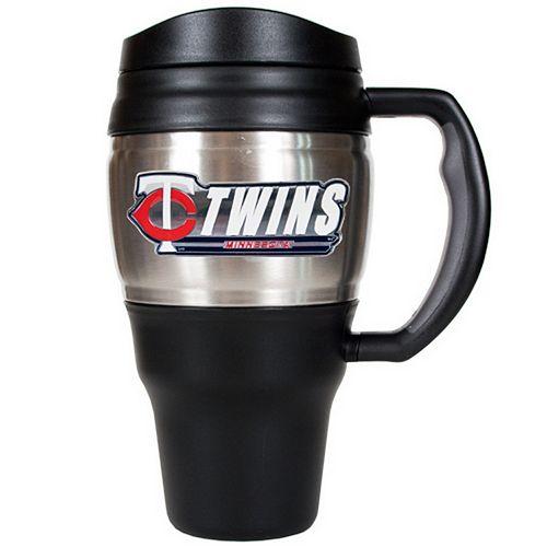 Minnesota Twins 20-Ounce Travel Mug