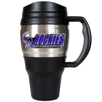 Colorado Rockies Travel Mug