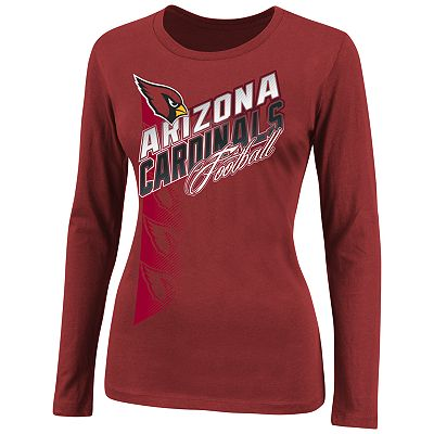 Arizona Cardinals Jazzed Up II Tee - Women's Plus