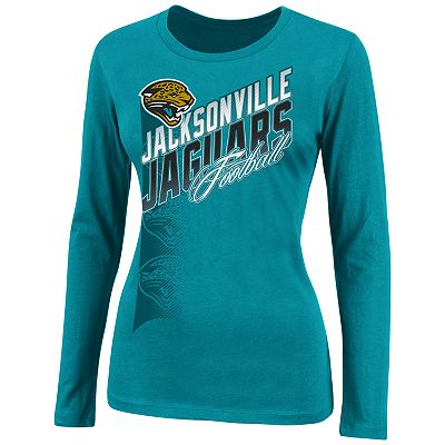 Jacksonville Jaguars Jazzed Up II Tee - Women's Plus