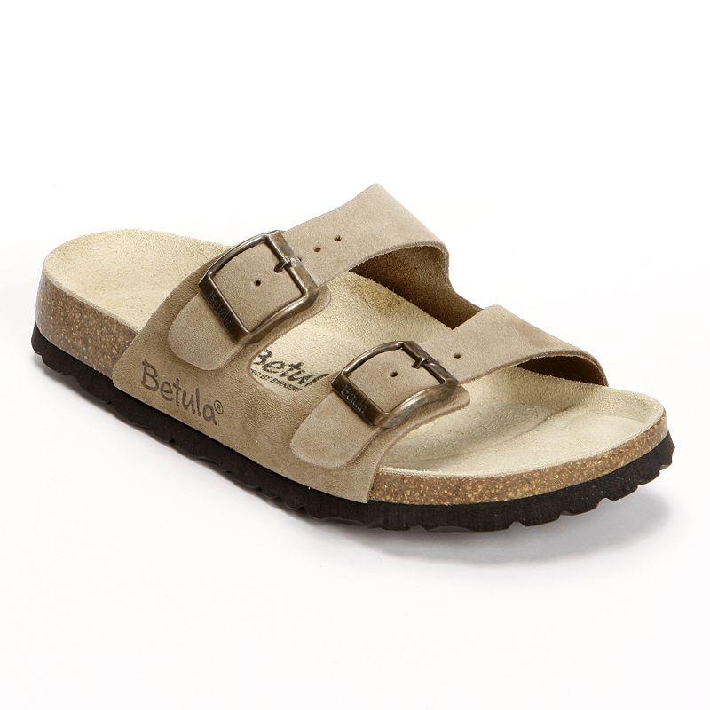 Excellent Betula Women39s 39Vinja39 Leather Sandals  16863673  Overstockcom