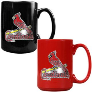 St. Louis Cardinals 2-pc. Ceramic Mug Set