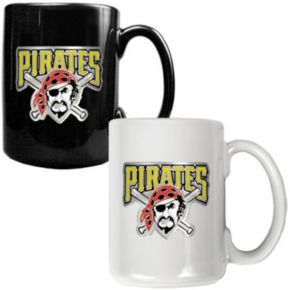 Pittsburgh Pirates 2-pc. Ceramic Mug Set