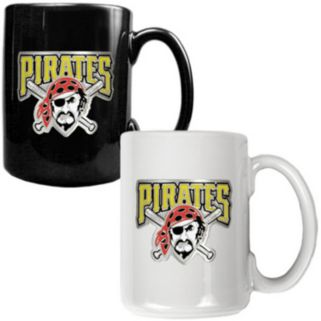 Pittsburgh Pirates 2-pc. Ceramic Mug Set