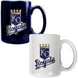 Kansas City Royals 2-pc. Ceramic Mug Set