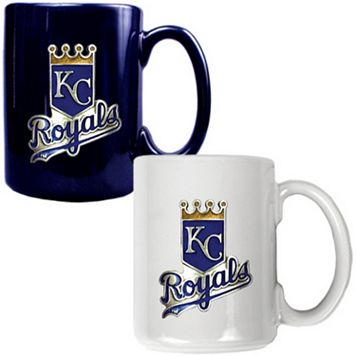 Kansas City Royals 2-pc. Ceramic Mug Set