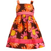Jessica Ann Floral Sundress - Girls 4-6x