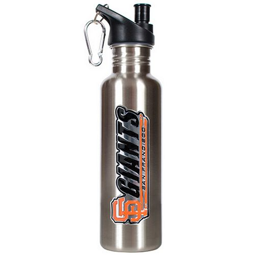 San Francisco Giants Stainless Steel Water Bottle