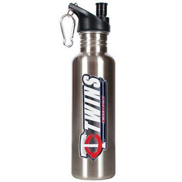 Minnesota Twins Stainless Steel Water Bottle