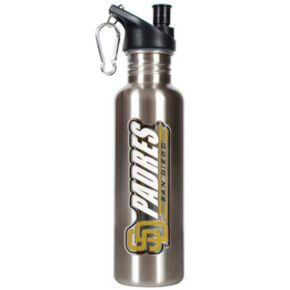 San Diego Padres Stainless Steel Water Bottle