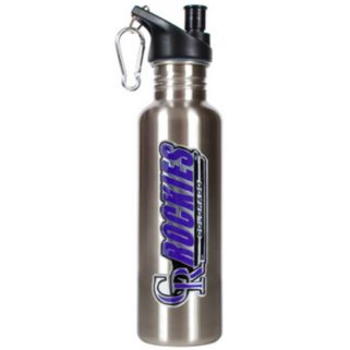 Colorado Rockies  Stainless Steel Water Bottle