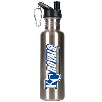 Kansas City Royals Stainless Steel Water Bottle