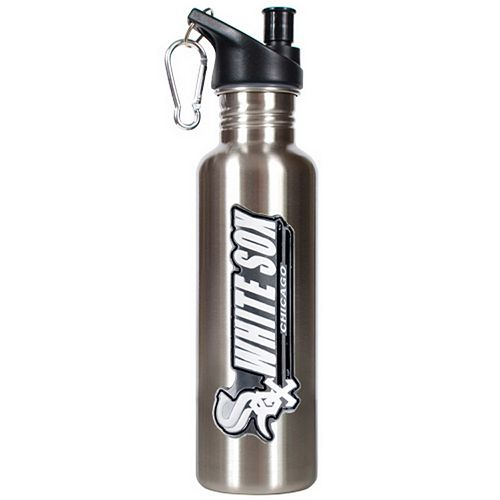 Chicago White Sox Stainless Steel Water Bottle