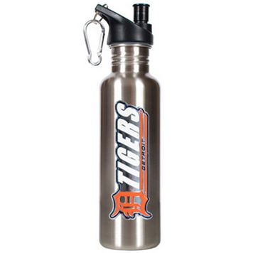 Detroit Tigers Stainless Steel Water Bottle