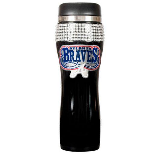 Atlanta Braves Stainless Steel Tumbler
