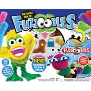 Fuzzoodles and Fuzzoobers Big Box by Ideal