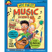Scientific Explorer My First Music Science Kit