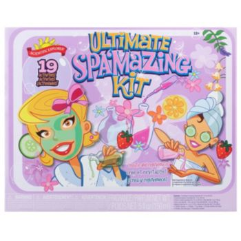Scientific Explorer Ultimate Spa and Perfume Kit