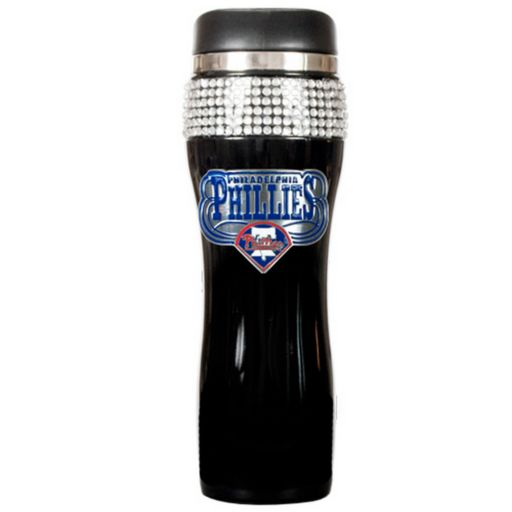 Philadelphia Phillies Stainless Steel Tumbler