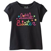 Jumping Beans Little Sister Tee - Toddler