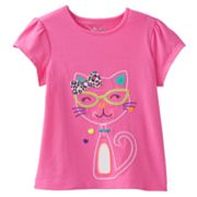 Jumping Beans Kitten Tee - Toddler