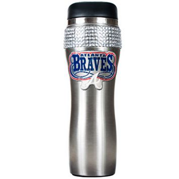 Atlanta Braves Stainless Steel Tumbler