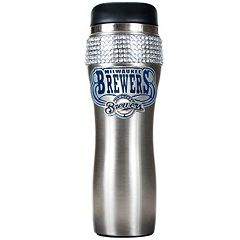 Milwaukee Brewers Stainless Steel Tumbler