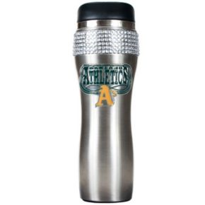 Oakland A's Stainless Steel Tumbler