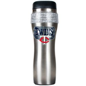Minnesota Twins Stainless Steel Tumbler