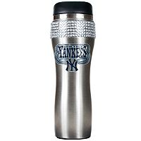 New York Yankees Stainless Steel Tumbler