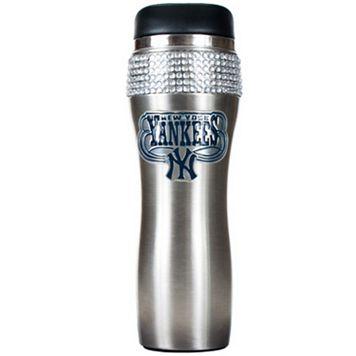 New York Yankees Stainless Steel Tumbler