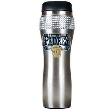 San Diego Padres Stainless Steel Tumbler