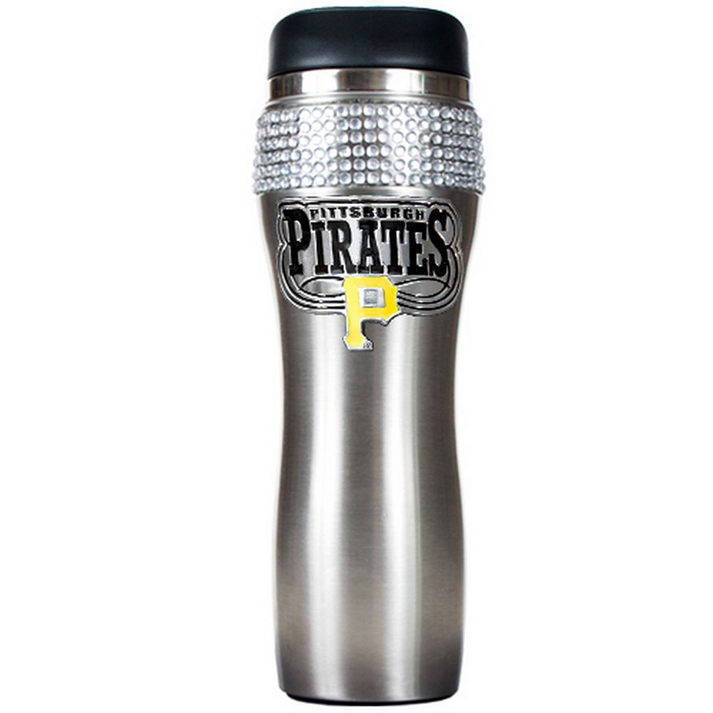 Pittsburgh Pirates Stainless Steel Tumbler